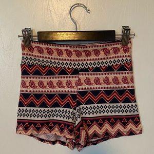 Pants - Fun design, cotton short short!